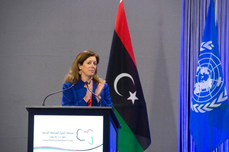 وليامز: الانتخابات الليبية إلزامية
