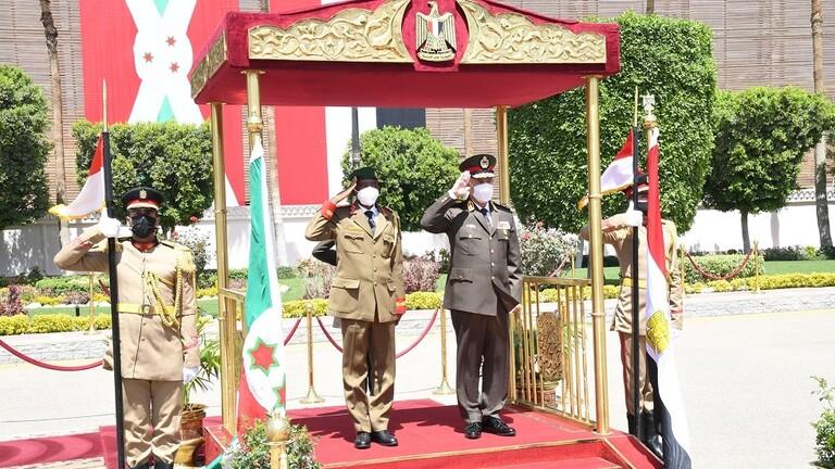 بعد أوغندا.. مصر تُعلن عن تعاون عسكري مع دولة أفريقية