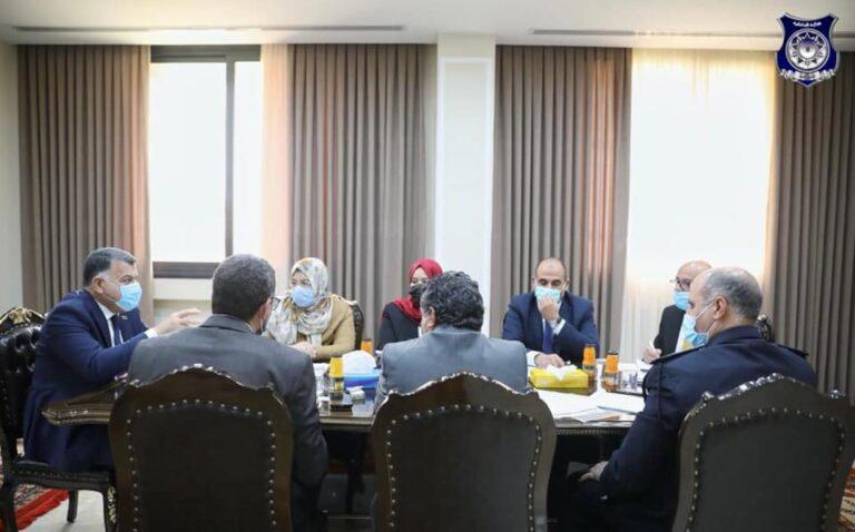 لجنة متابعة أوضاع ترهونة تعقد اجتماعها الأول