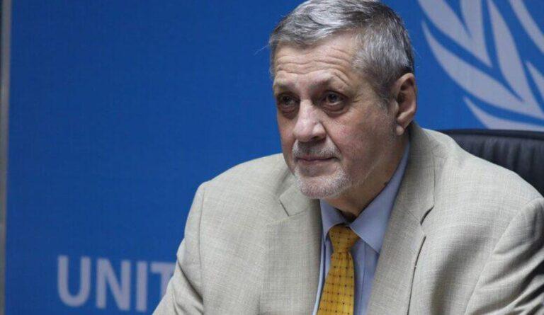 المبعوث الأممي يُجري زيارة إلى الإمارات ويلتقي بمسؤولين إماراتيين