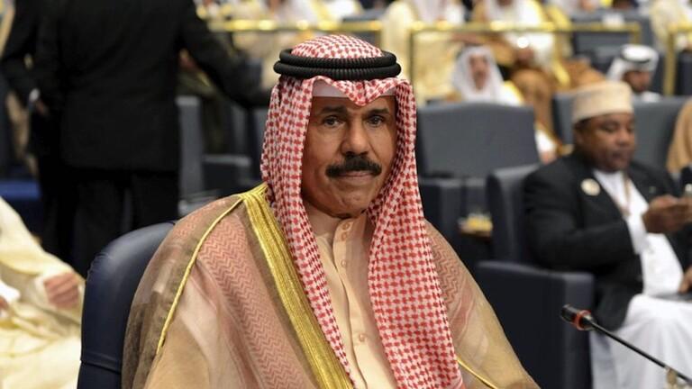 أمير الكويت يستنكر ويُدين التصعيد ضد المصلين في الأقصى المُبارك