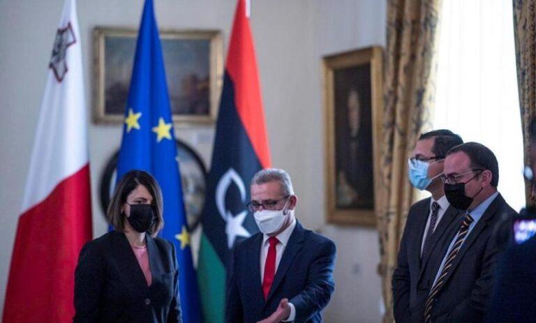وزيرة الخارجية تُجري مباحثات في مالطا